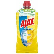 Ajax na podlahy Boost Baking Soda & Lemon 1l (žltý)