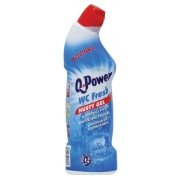 Q-Power WC gél 750ml fresh
